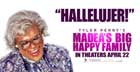 Madea's Big Happy Family - 20 x 40 Movie Poster - Style A