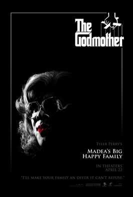 Madea's Big Happy Family - 11 x 17 Movie Poster - Style B