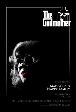 Madea's Big Happy Family - 43 x 62 Movie Poster - Bus Shelter Style C