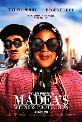 Madea's Witness Protection - DS 1 Sheet Movie Poster - Style A