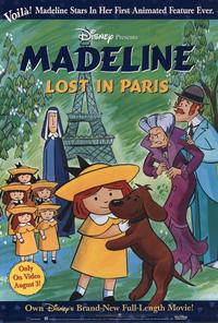 Madeline: Lost in Paris - 27 x 40 Movie Poster - Style A