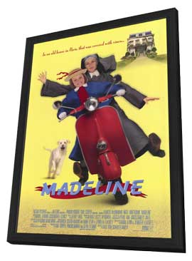 Madeline - 11 x 17 Movie Poster - Style A - in Deluxe Wood Frame