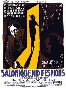 Mademoiselle Docteur - 11 x 17 Movie Poster - French Style A