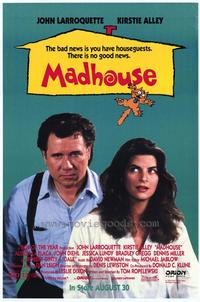 Madhouse - 43 x 62 Movie Poster - Bus Shelter Style A