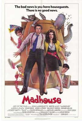 Madhouse - 27 x 40 Movie Poster - Style B