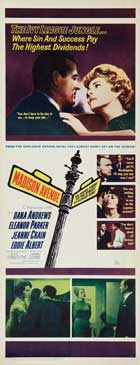 Madison Avenue - 14 x 36 Movie Poster - Insert Style A
