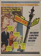 Madison Avenue - 11 x 17 Movie Poster - Style B