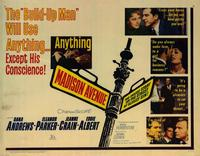 Madison Avenue - 11 x 14 Movie Poster - Style A