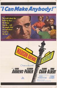 Madison Avenue - 11 x 17 Movie Poster - Style A