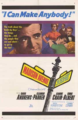 Madison Avenue - 27 x 40 Movie Poster - Style A