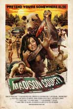 Madison County - 11 x 17 Movie Poster - Style B