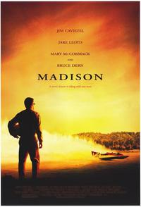 Madison - 43 x 62 Movie Poster - Bus Shelter Style A