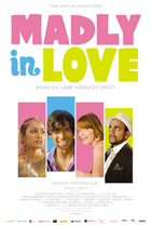 Madly in Love - 11 x 17 Movie Poster - Swiss Style A