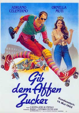 Madly in Love - 11 x 17 Movie Poster - German Style A
