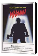 Madman - 27 x 40 Movie Poster - Style A - Museum Wrapped Canvas
