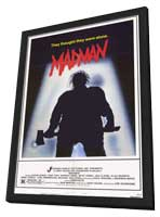 Madman - 11 x 17 Movie Poster - Style A - in Deluxe Wood Frame
