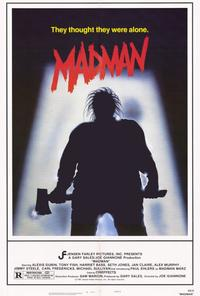 Madman - 27 x 40 Movie Poster - Style A