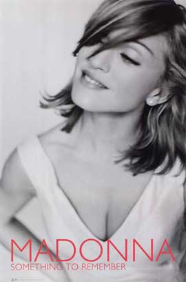 Madonna - 11 x 17 Music Poster - Style D