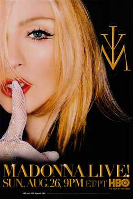 Madonna - 11 x 17 Music Poster - Style A