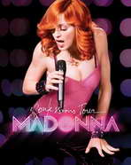 Madonna: The Confessions Tour Live from London - 11 x 17 Movie Poster - Style A