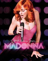 Madonna: The Confessions Tour Live from London - 43 x 62 Movie Poster - Bus Shelter Style A