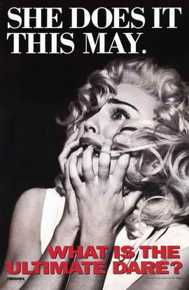 Madonna Truth or Dare - 11 x 17 Movie Poster - Style A