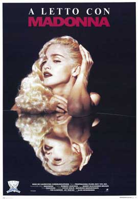Madonna Truth or Dare - 11 x 17 Movie Poster - Italian Style A