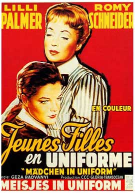 Maedchen in Uniform - 11 x 17 Movie Poster - French Style A