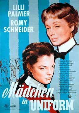 Maedchen in Uniform - 27 x 40 Movie Poster - German Style A
