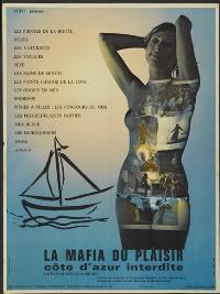 Maffia du plaisir, La - 27 x 40 Movie Poster - Style A