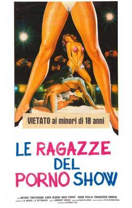 Mafia Girls - 11 x 17 Movie Poster - Italian Style A
