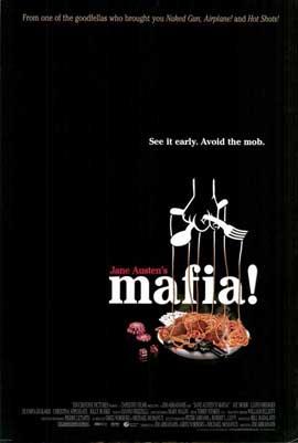 Mafia! - 11 x 17 Movie Poster - Style B