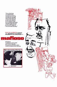 Mafioso - 11 x 17 Movie Poster - Style A