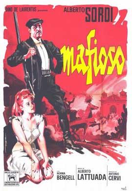 Mafioso - 11 x 17 Movie Poster - Italian Style A