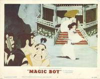 Magic Boy - 11 x 14 Movie Poster - Style F