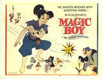 Magic Boy - 22 x 28 Movie Poster - Half Sheet Style A