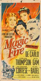 Magic Fire - 20 x 40 Movie Poster - Style A