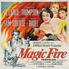 Magic Fire - 30 x 30 Movie Poster - Style A