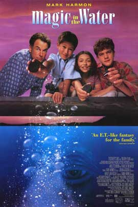 Magic in the Water - 11 x 17 Movie Poster - Style A