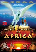 Magic Journey to Africa - 11 x 17 Movie Poster - UK Style A