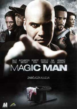Magic Man - 11 x 17 Movie Poster - Polish Style A