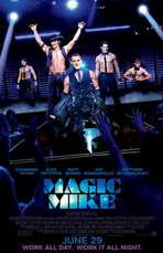 Magic Mike - 11 x 17 Movie Poster - Style B