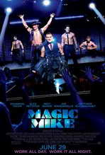 Magic Mike - 27 x 40 Movie Poster - Style B
