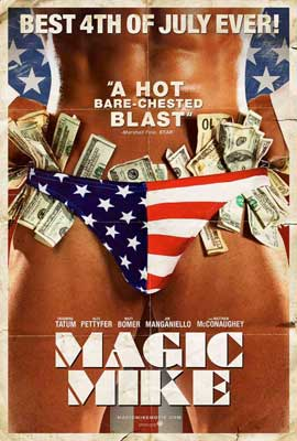 Magic Mike - 11 x 17 Movie Poster - Style C
