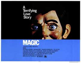 Magic - 22 x 28 Movie Poster - Half Sheet Style A