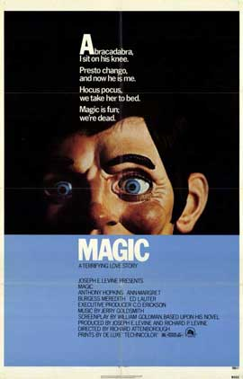 Magic - 27 x 40 Movie Poster - Style A