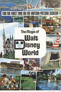 Magic of Walt Disney World - 11 x 17 Movie Poster - Style A