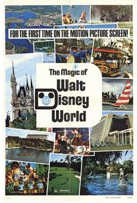 Magic of Walt Disney World - 43 x 62 Movie Poster - Bus Shelter Style A