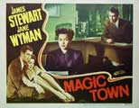 Magic Town - 11 x 14 Movie Poster - Style C