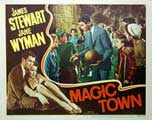 Magic Town - 11 x 14 Movie Poster - Style H